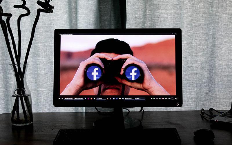 Facebook投稿範囲
