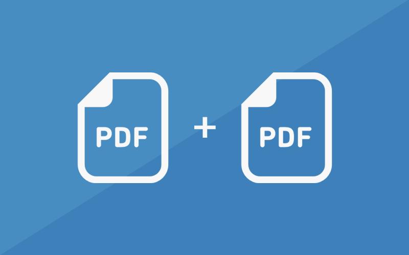 pdf結合 簡単