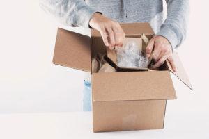 ネットショップ(通販)に必要な梱包資材・一工夫してリピーター獲得につなげよう